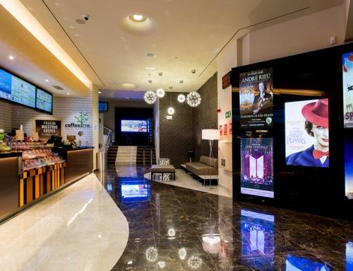 Yelmo cinemas
